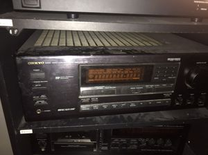 Onkyo Receiver for Sale in Silver Spring, MD