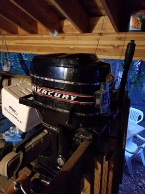 220 Horace bar Mercury outboard for Sale in Cle Elum, WA
