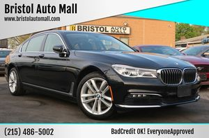 2016 BMW 750i for Sale in Levittown, PA