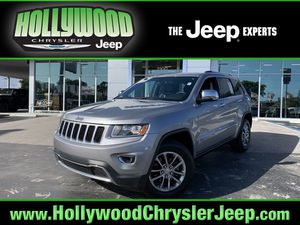 2014 Jeep Grand Cherokee for Sale in Hollywood, FL