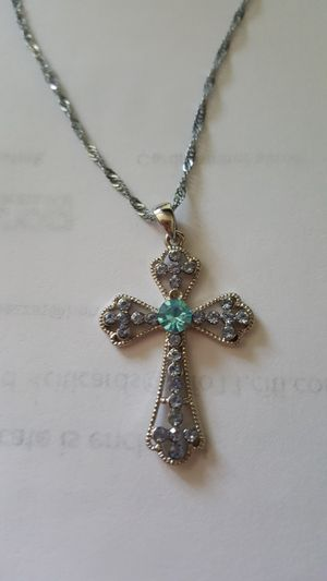 Cross necklace for Sale in Staten Island, NY