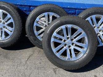 WHEELS OEM 18 INCH for Sale in Huntington Beach,  CA