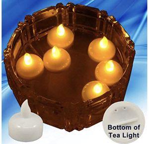 Bluedot Trading 6-Piece Floating LED Tea Lights New for Sale in Las Vegas, NV