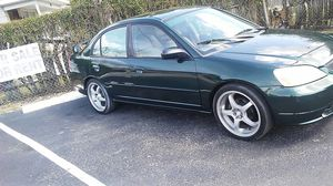 2001 Honda civic 4 door for Sale in TEMPLE TERR, FL