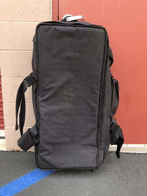 Large SOC load out bug out bag rolling duffle for Sale in Fontana, CA