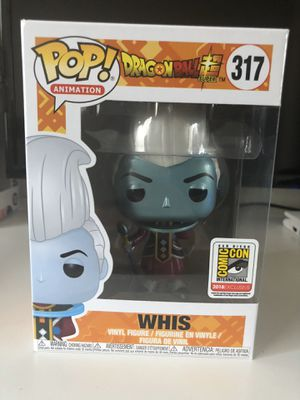 Funko Pop DBZ Whis Metallic SDCC 2018 for Sale in Cypress, CA
