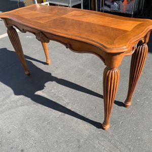 ACME Furniture Dreena Ceramic Sofa Table, Cherry for Sale in Santa Ana, CA