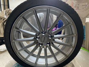 Audi wheels 5x112 for Sale in Rochester, NY