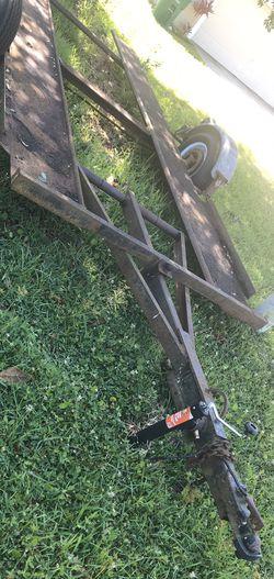 Single axle car trailer for Sale in Sanford,  FL