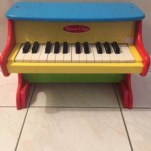 Melissa and Doug Piano/baby and kids for Sale in Hollywood, FL