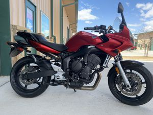 FZ6 600cc NEW TIRES READY TO RIDE for Sale in Plano, TX