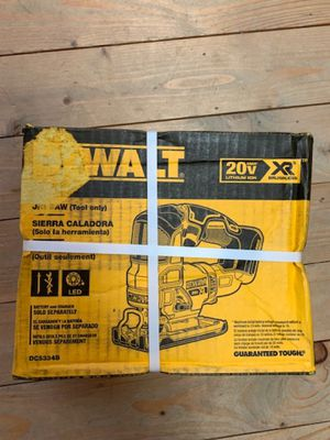 DeWalt Jig Saw brushless for Sale in Kennesaw, GA