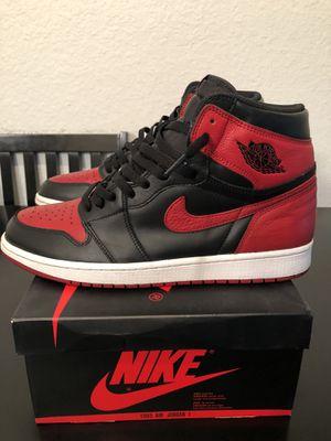 Jordan retro 1 for Sale in Phoenix, AZ