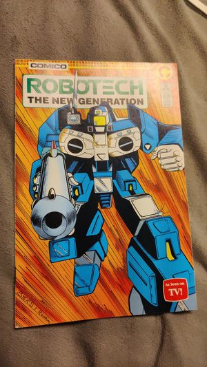 Robotech The New Generation (12) for Sale in Chicago, IL