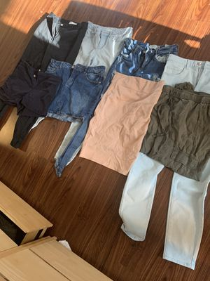 Lots of Women Jeans, Skirts, Shorts Size Small, 7,4, 29 for Sale in Millersville, PA