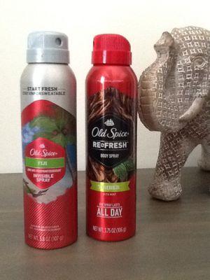Old spice body spray for Sale in Snellville, GA