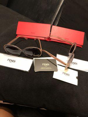Authentic Fendi Sunglasses for Sale in Washington, DC