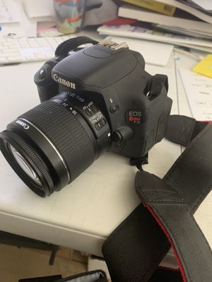 Canon EOS Rebel T3i for Sale in Irving, TX