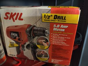 New electric drill for Sale in Selma, CA