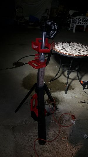Milwaukee M18 rocket LED Tower light tool only for Sale in Glendora, CA