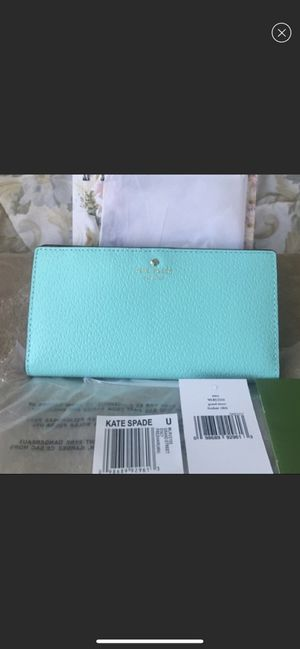 KATE SPADE GRAND STREET STACY WALLET NWT for Sale in Queens, NY