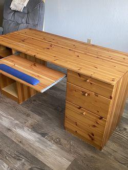 Desk For Sale $35 for Sale in Pleasant Hill,  CA