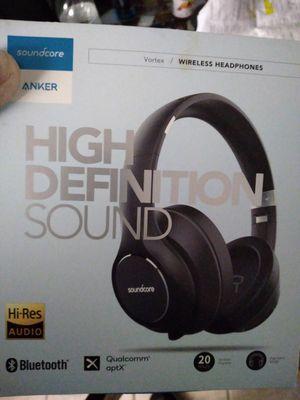 Bluetooth headphones 50 bucks brand for Sale in Riverside, CA