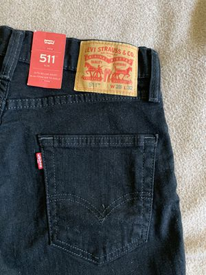 Levi's 511 jeans for Sale in Rochester Hills, MI