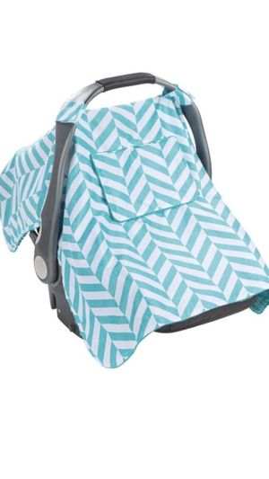 Summer infant minky car seat Carrier Cover for Sale in Frisco, TX