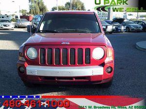 2008 Jeep Patriot for Sale in Mesa, AZ
