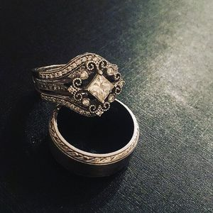 Wedding ring and engagement set for Sale in Altamonte Springs, FL
