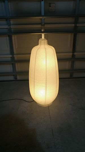 White oriental lamp for Sale in Winter Haven, FL