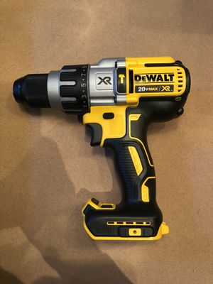 DeWalt 20-Volt MAX XR Lithium-Ion Cordless 1/2 in. Premium Brushless Hammer Drill (Tool-Only) Brand New for Sale in Oviedo, FL