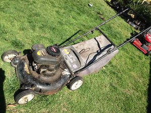 yard machines walk behind Lawn Mower for Sale in San Diego, CA