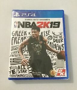 Nba2k19 ps4 for Sale in Winter Haven, FL