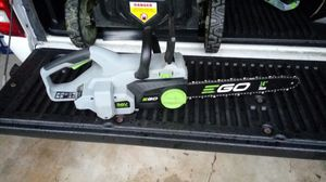 EGO chainsaw for Sale in Lancaster, OH