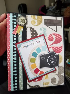Brand new. Handmade Scrapbook. for Sale in Seattle, WA