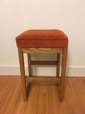 Vintage Square Stool for Sale in Portland, OR