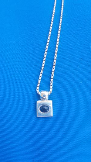 Cute, .925 stamped silver pendant for Sale in San Diego, CA