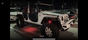 2015 Jeep Wrangler Rubicon Hard Rock Limited Edition for Sale in Tustin, CA