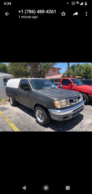 Nissan frontier 1998 for Sale in Miami, FL