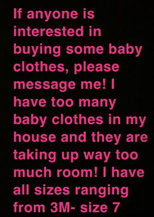 Baby clothes!! for Sale in Aurora, IL