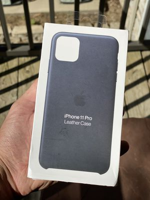 Apple Style Leather Case iPhone 11 Pro for Sale in Wichita, KS