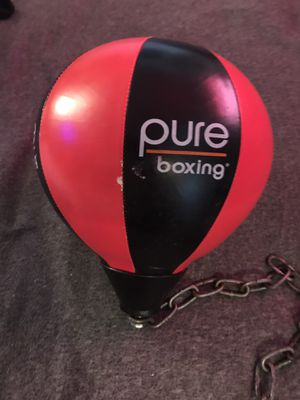 Pure boxing speed bag... for Sale in Indianapolis, IN