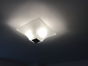 Maxim Lighting ceiling light fixtures, a pair (2) for Sale in Seattle, WA