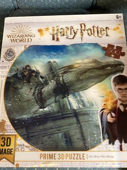 Harry Potter puzzles for Sale in Modesto,  CA