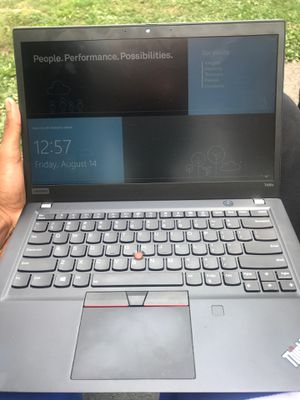 Think pad laptop for Sale in Bedford, OH