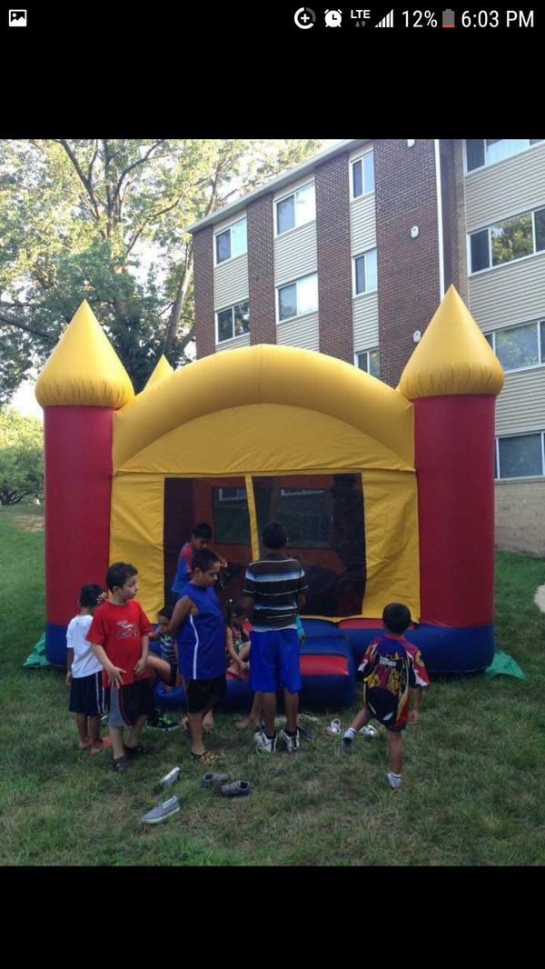 Moonbounce for sale