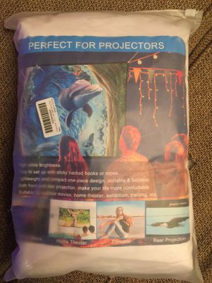 Perfect for projectors for Sale in Hoxeyville, MI
