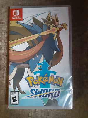 Pokemon Sword for Sale in Maplewood, MN